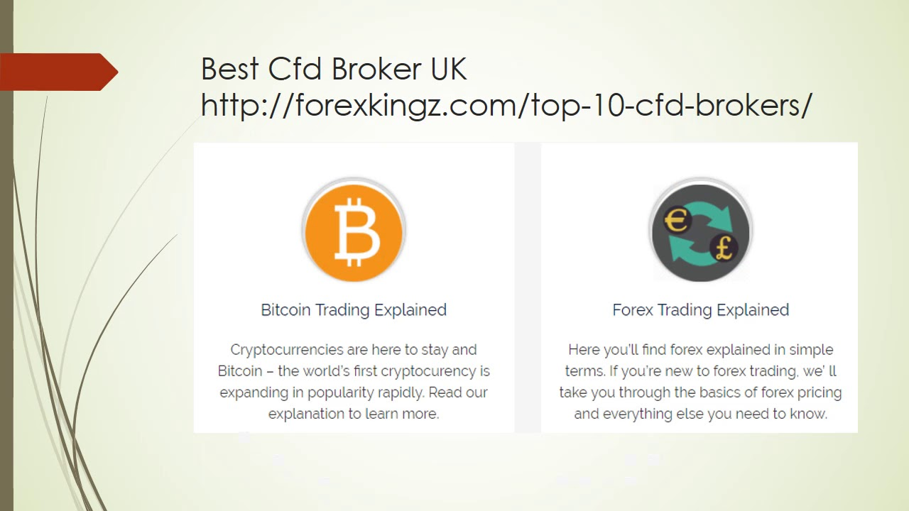 Forex broker binary