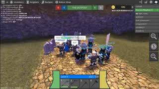 ROBLOX | Medieval Warfare : Reforged | The Fall of Nomads