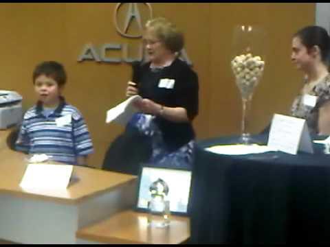 Award Presentation to Alan Brenner