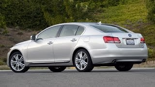 2009 Lexus GS 450h Videos
