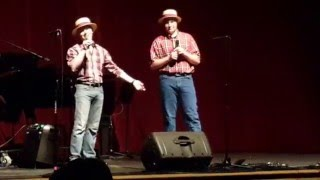 Crawl Out Through The Fallout Sheldon Allman Sang By Josiah Bausano And Nick Goeman
