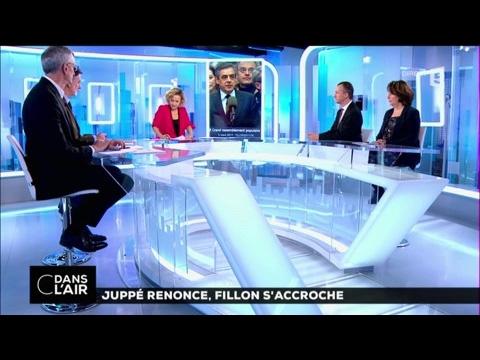Juppé renonce, Fillon s'accroche #cdanslair 06.03.2017
