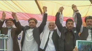 Preliminary count gives Afghanistan