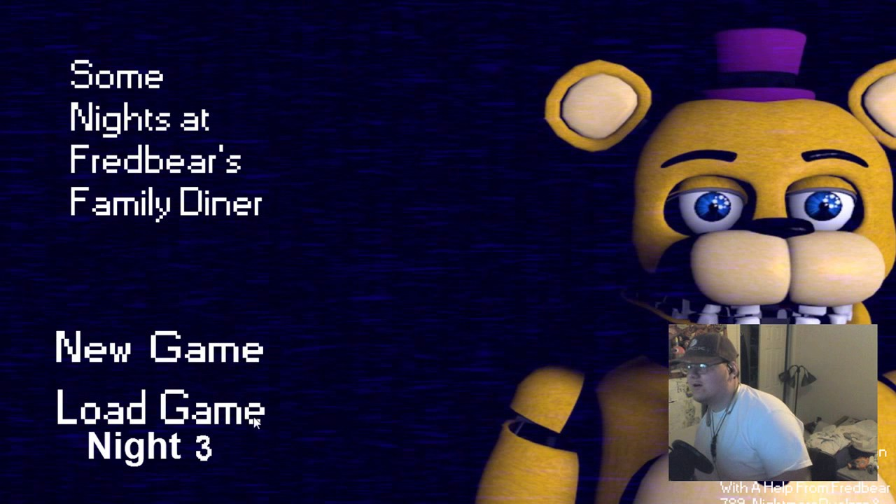 Fredbears family diner demo play now - Fredbear S Family Diner Some Nights At Fredbear S Family Diner
