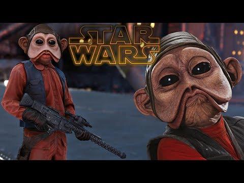 Nien Nunb: A Star Wars Story