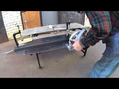 34.Как идеально ровно и аккуратно раскраивать листовой металл. Часть 1