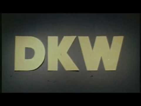 """""""nur zwei takte und doch Musik"""" - Der DKW"""