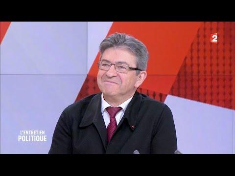 MÉLENCHON : « LA FRANCE DOIT ÊTRE INDÉPENDANTE »