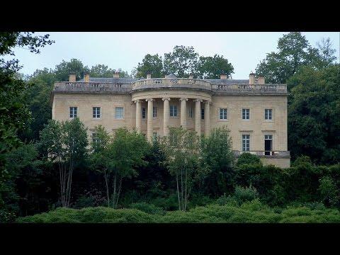 Une copie de la Maison Blanche en Dordogne : le Château de Rastignac