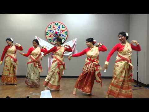 Bornoi Sapori - Houston Rongali Bihu 2015