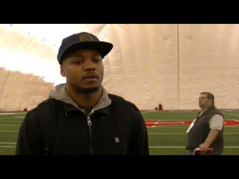 Royce Adams Interview NFL Free Agent From Purdue