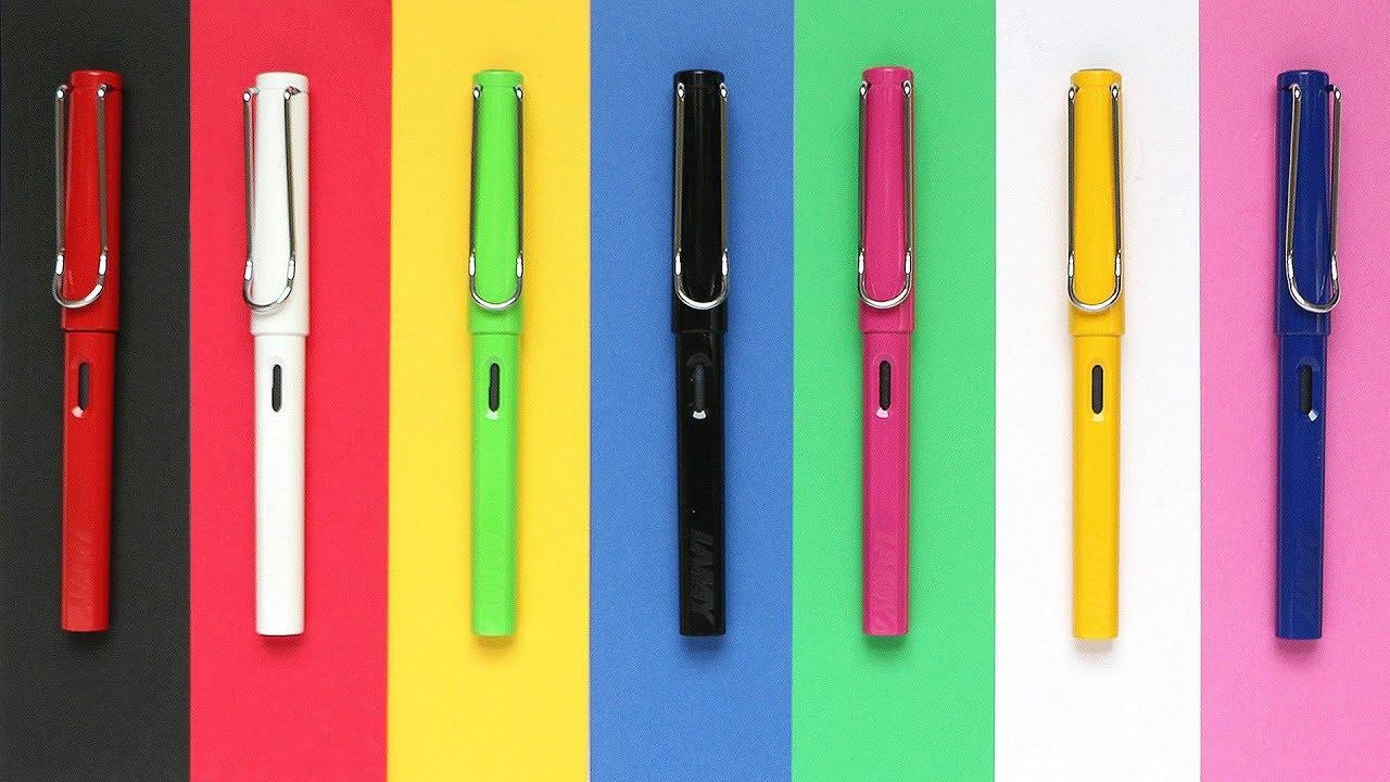 Bút lamy tphcm | Thế Giới Bút chuyên bán các loại bút Lamy