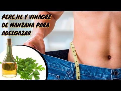 Remedios caseros para bajar peso vinagre manzana