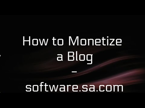 ShankxCast #3 How to Monetize a Blog