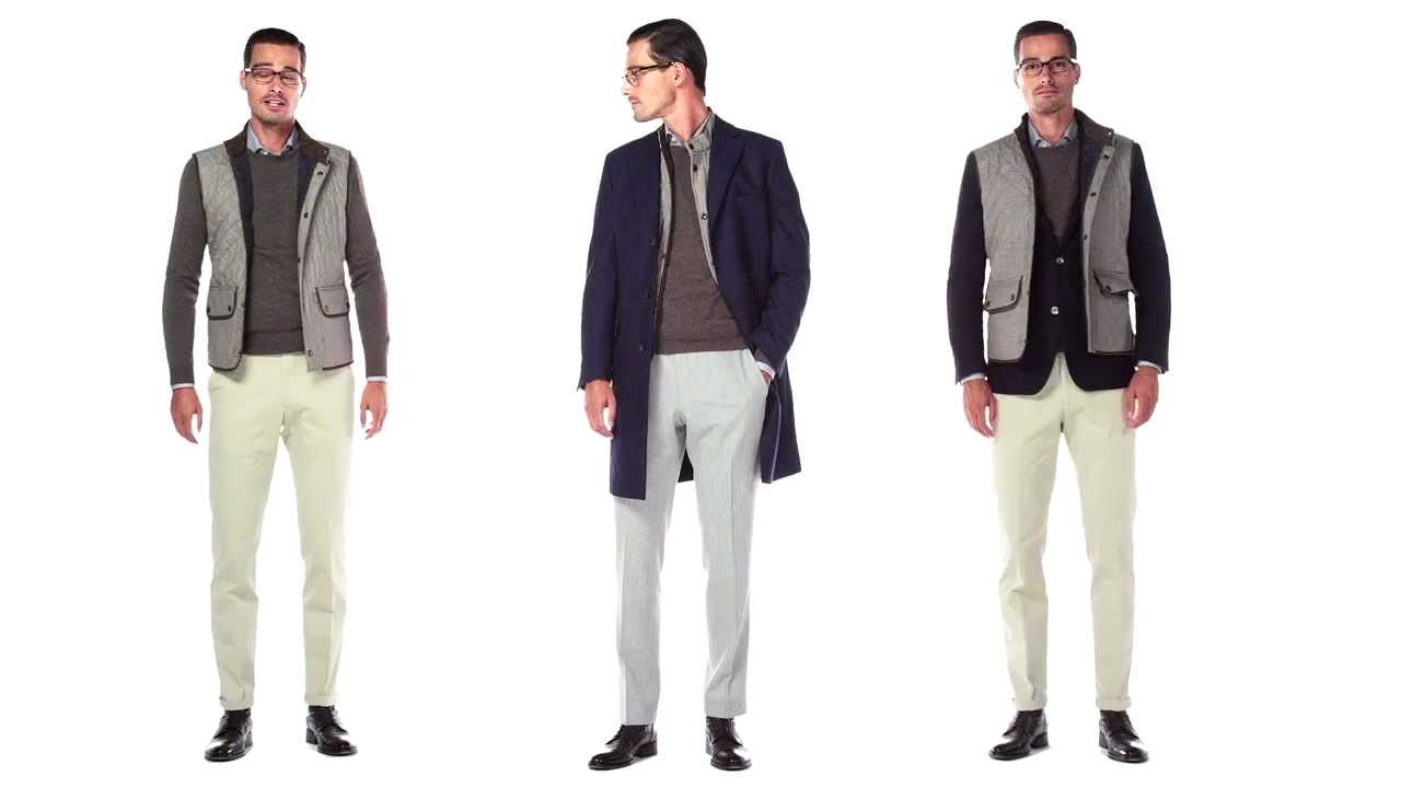 Ongekend How to Wear Your Outerwear Vest - YouTube SA-86