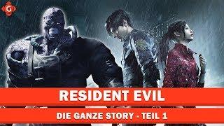 Resident Evil: Die Ganze Story | Teil 1 - Der Beginn einer Horror-Legende