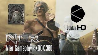 Nier Gameplay - Xbox 360