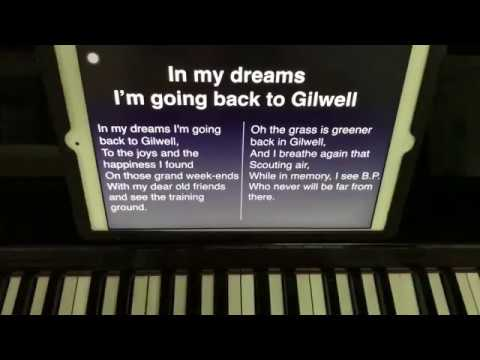 In My Dreams I'm Going Back To Gilwell