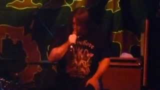 Cannibal Corpse *DORMANT BODIES BURSTING* July 28, 2014 - South Burlington, VT