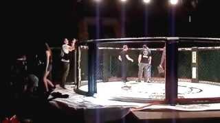 Karol Szałowski vs. Michał Skupiński PL MMA 15 w Kielcach HD