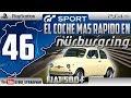 GT SPORT - EL COCHE MAS RAPIDO EN NURBURGRING #46   FIAT 500 F 1968   GTro_stradivar