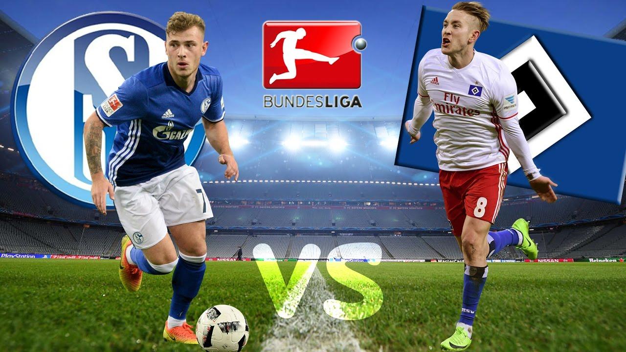 Hsv Gegen Schalke 2017