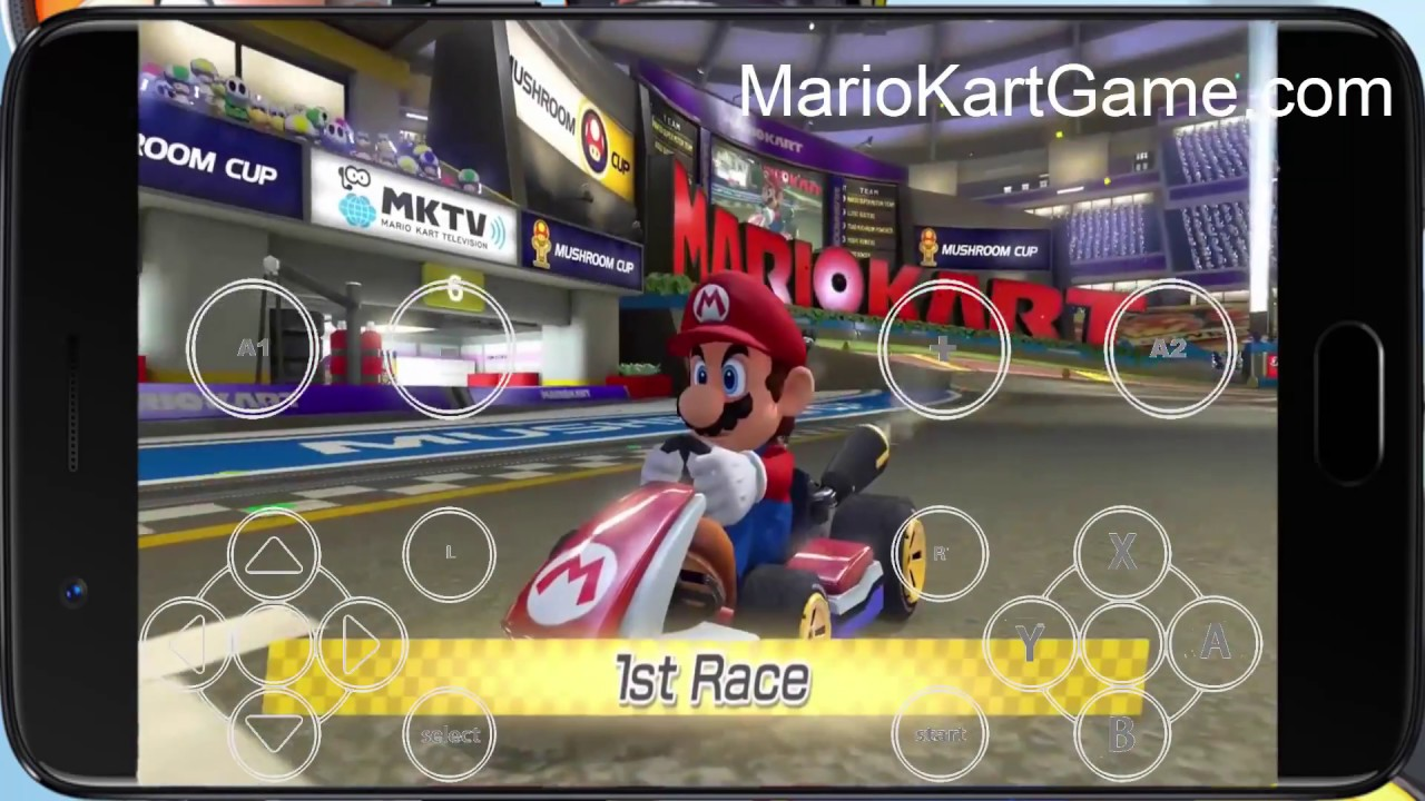 Mario Kart 8 For Android Apk & Iphone Ios | Gameplay