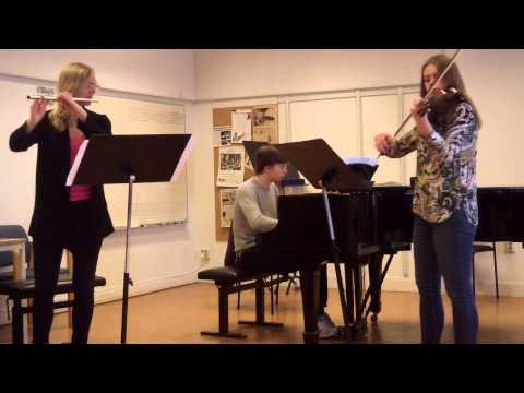 Allemande & Humoresque - Mika Pohjola - Daina Mateikaite - Christel Lindström