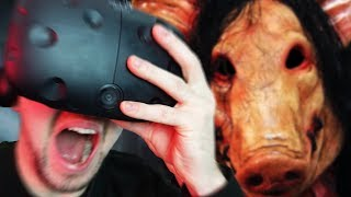 BACK FOUL DEMONS! | Exorcist Legion (HTC Vive Virtual Reality Wireless)