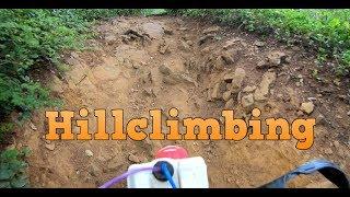 1983 Maico 490 Hillclimbing Browns Camp TSF (Dirtbike Riding: S5 E8)