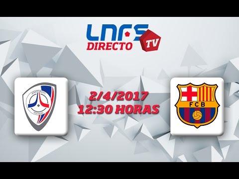 Santiago Futsal - FC Barcelona Lassa