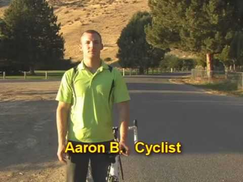 Aaron B and male numbness while biking