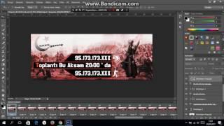 SpaRTa Design & Adobe Cs6 & CC Basit Hareketli Banner Yapma [CS1.6 TS3] İCİN