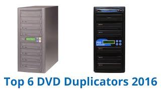 6 Best DVD Duplicators 2016