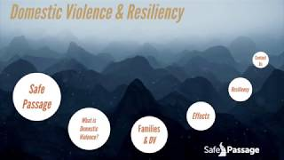 Resiliency Part 1