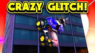 CRAZY NEW VEHICLE GLITCH! (ROBLOX Jailbreak)