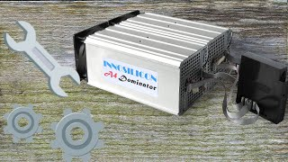 Настройка Innosilicon A4 Dominator