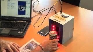 Rea VeriCube - 1D og 2D stregkodeverificering