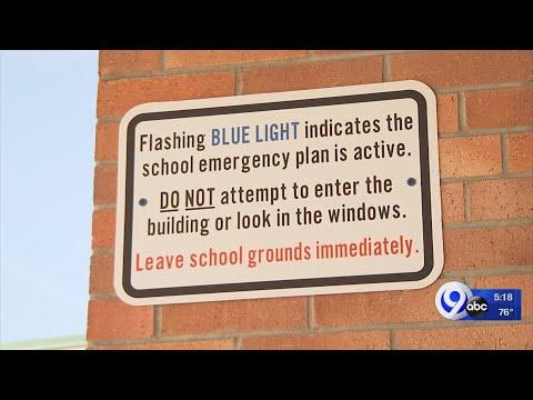 North Syracuse Junior High School taking new initiatives for safer schools
