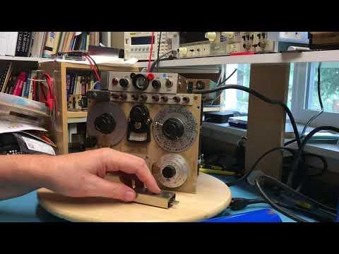 ESI - Electro/Scientific Industries - Model 250-DA Impedance Bridge - STB134