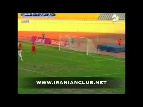 Iran Vs. Palestine (Qualification, AFC U-16)