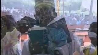 Le Roi accueille le Calife - Bénin