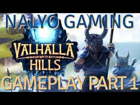 valhalla-hills,-ps4-gameplay-first-look---learning-the-basics-on-my-journey-to-valhalla