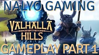 Valhalla Hills, PS4 Gameplay First Look - Learning The Basics on my Journey to Valhalla