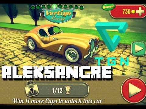 Vertigo Racing - 3er capitulo -Android gameplay en Español HD - Aleksangre