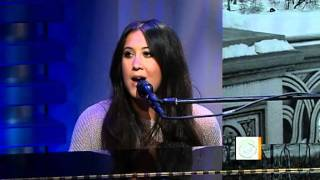 Vanessa Carlton live @ CBS - I Don't Want To Be a Bride (December 2011)