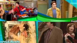 Drake & Josh - Theme Song - Seasons 1-4 (HD)
