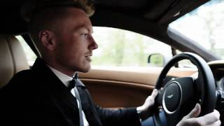 Provk?rning Aston Martin V8 Vantage Coupe