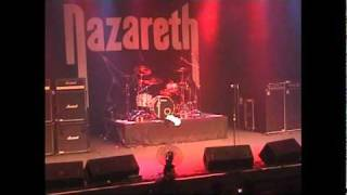Nazareth - Lee Agnew Making a Movie