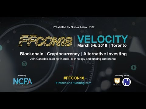 #FFCON18: VELOCITY (Blockchain, Cryptocurrency, Alternative Investing)